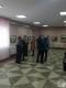 Открытие выставки Валерия Берегова. Мозырский объединённый краеведческий музей. г. Мозырь, 2018 г.
